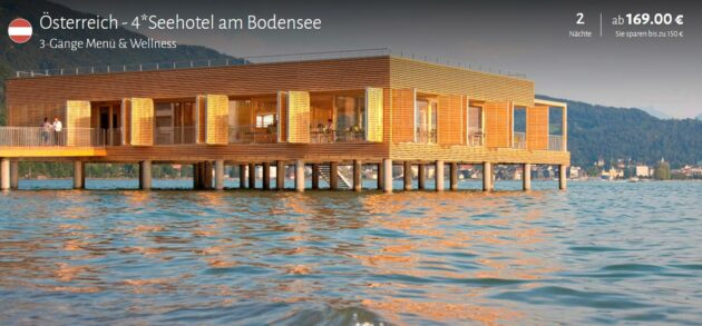 Bodensee 2 Tage