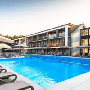 Polnische Ostsee: 2 Tage im 4* Hotel am Strand mit Frühstück & Wellness ab 30€
