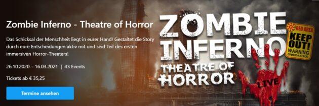 Zombie Inferno Angebot
