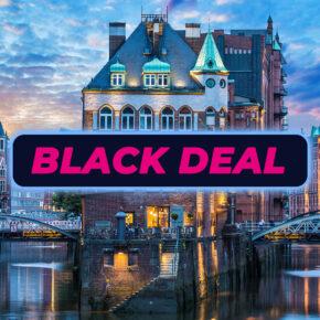 BLACK DEAL: Spart 25 % auf Euer nächstes Krimidinner: Mord à la carte Gutschein ab 59€