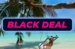 BLACK DEAL: 7 Tage Malediven in TOP 4* Water Villa mit Whirlpool, All Inclusive, Flug & Transfer fü...