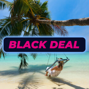 BLACK DEAL: 8 Tage Malediven-Traum auf exklusiver Insel mit All Inclusive, Flug & Transfer für 1.960€