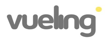 Black Week Logo Vueling