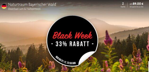 3 Tage Bayerischer Wald