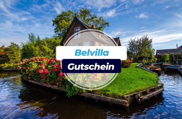Belvilla Gutschein