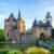 Deutschland Mechernich Burg Satzvey