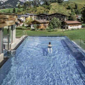 Luxus in Österreich: 2 Tage im 4* Ederhotel SEPP mit Infinitypool am Wochenende inkl. Frühstück für 119€
