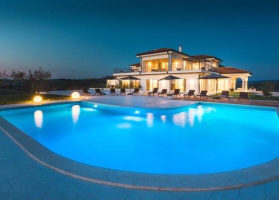 Wine Residence Cattunar Istrien