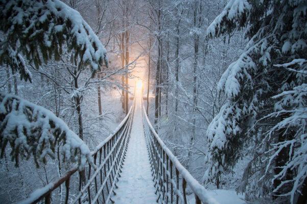 Sauerland Winterwunderland