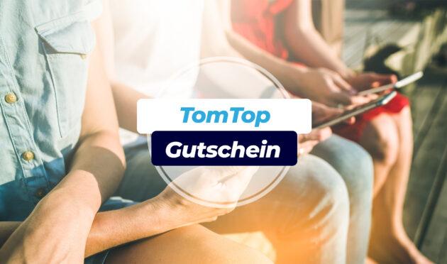 Tomtop Gutschein