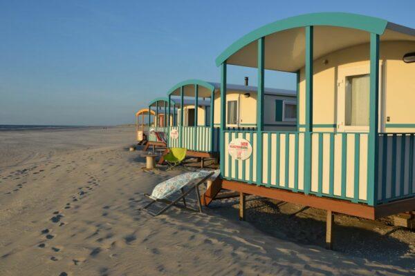 Ferienpark Vlugtenburg aan Zee Chalet