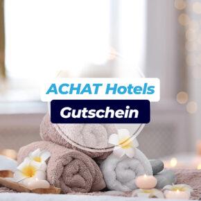Achat Hotels Gutschein