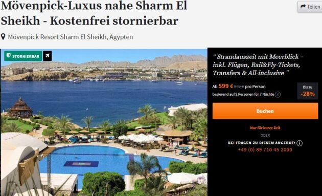 Ägypten 7 Tage