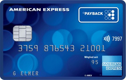 Amex Card Payback