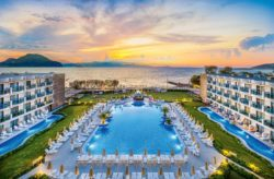 Türkei: 7 Tage Bodrum mit tollem 5* Hotel, All Inclusive Plus, Flug, Transfer & Zug nur ...