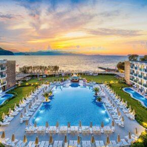Türkei: 7 Tage Bodrum mit tollem 5* Hotel, All Inclusive Plus, Flug, Transfer & Zug nur 361€