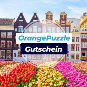 Orangepuzzle Gutschein