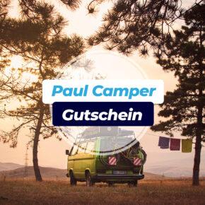 Paul Camper Gutschein
