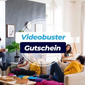 Videobuster Gutschein