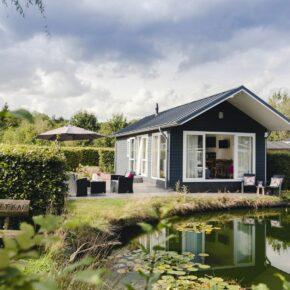 Auszeit in der Natur: 4 Tage Niederlande in privatem Ferienhaus ab 43€