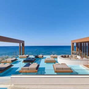 Enorme Santanna Beach Hotel