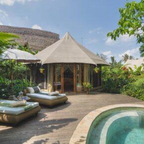 Glamping auf Bali: 10 Tage in 4*+5* Safari-Zelte mit Frühstück, Flug, Transfer, Ausflügen & weiteren Extras ab 1.699€