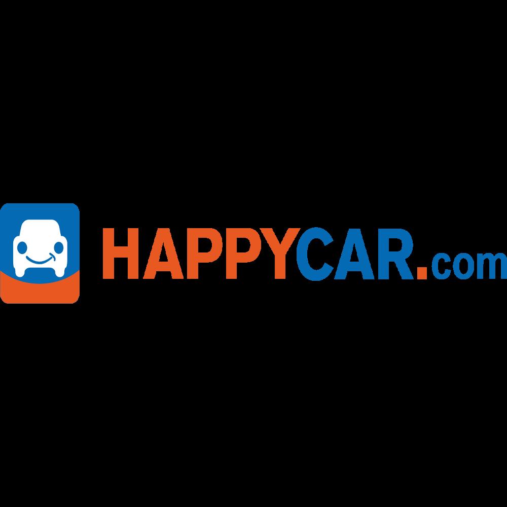 HAPPYCAR Gutschein: 60% Rabatt auf alle Mietwagen Buchungen