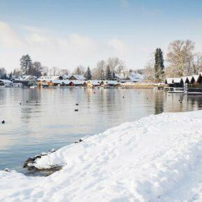 Wellness in Bayern: 3 Tage im 4* Bio-Hotel nahe Starnberger See inkl. Frühstück & Massage ab 89€