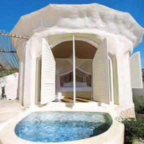 Paradies Sansibar: 8 Tage in eigener TOP 5* Luxus-Villa mit Pool, All Inclusive, Flug, Transfer & Zug um 2512€
