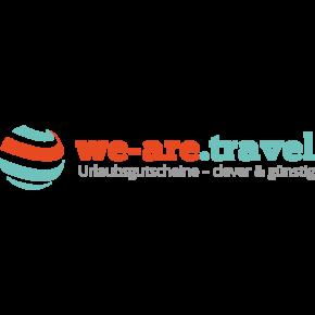 We-are.travel Gutschein: Im Oktober 20% bei der Buchung sparen