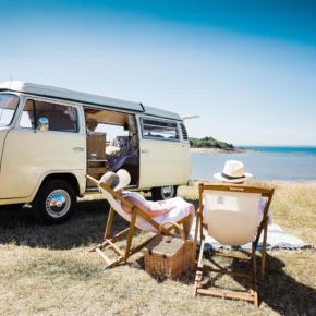 On the Road: 8 Tage mit dem VW Campingbus durch Schottland für nur 200€