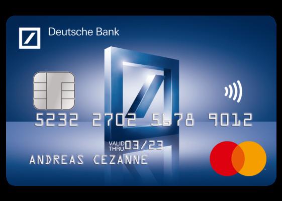 Deutsche Bank Mastercard Standard