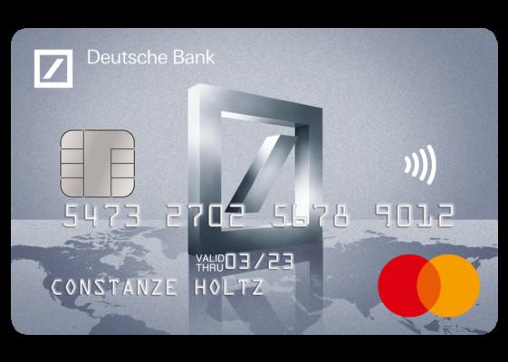 Deutsche Bank Mastercard Travel