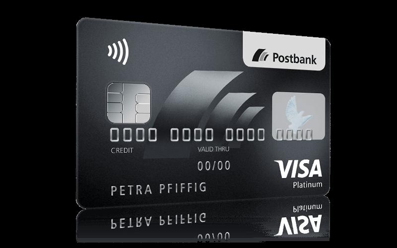 Postbank Visa Card Platinum