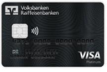 Volksbank Visa Platinum Karte