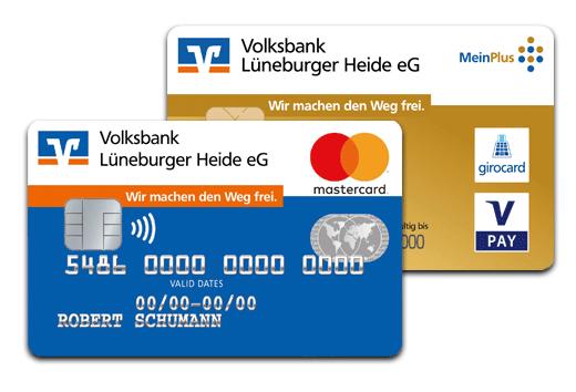 Volksbank Kreditkarten