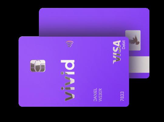 Vivid Money Kreditkarte