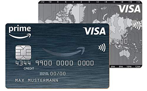 Amazon Kreditkarte