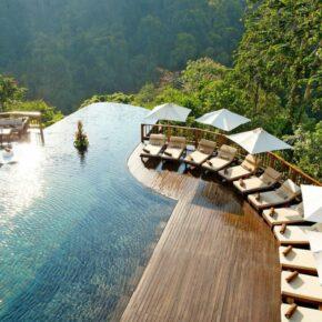 Bali Zauber: 8 Tage im TOP 5.5* Hotel mit Infinitypool inkl. Frühstück, Flug & Transfer für 2.244€