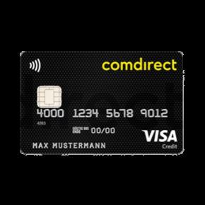 comdirect Kreditkarte: Die Leistungen sowie Vor- & Nachteile im Überblick