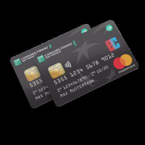 Consors Finanz Mastercard: Bezahlen in Raten