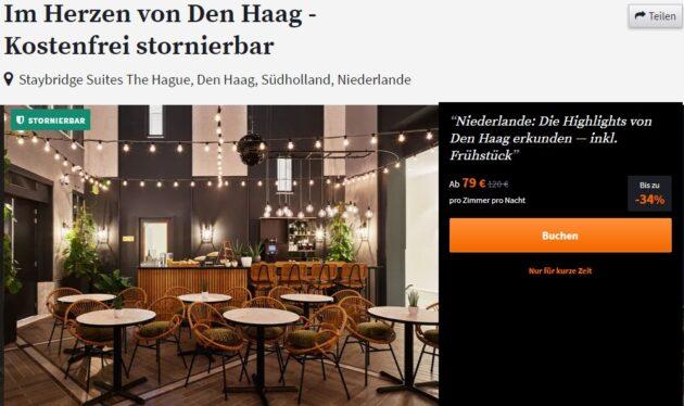 Den Haag Angebot