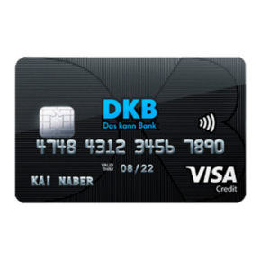 Visa Kreditkarte: Überall schnell & einfach bezahlen