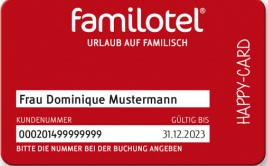 Familotel Happy Card