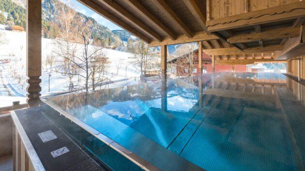 Infinity Pool Alpbacherin