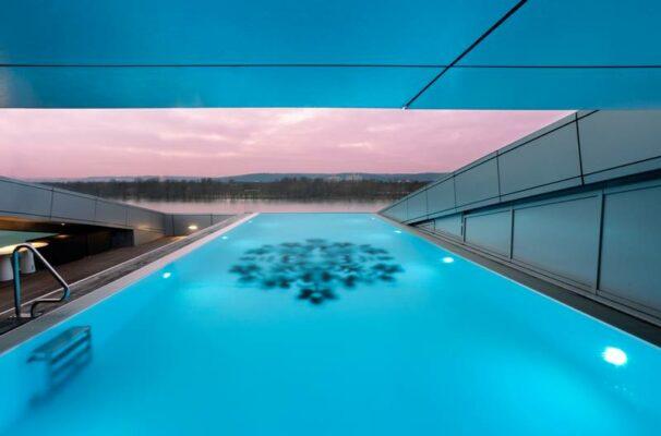 Infinity Pool Kameha Grand Bonn