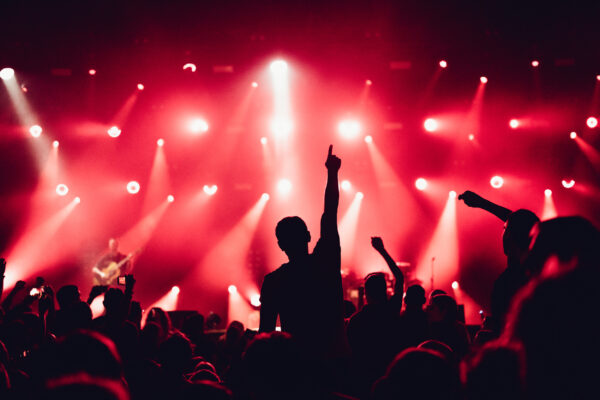 Konzert Menschen Gruppe Feier