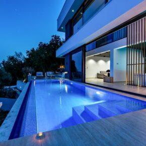 Private Luxusvilla in Kroatien: 4 Tage Medveja mit Pool, Sauna & Jacuzzi für 270 €