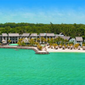 Traumurlaub: 11 Tage Mauritius im TOP 3.5* Hotel mit All Inclusive, Direktflug, Transfer & Zug nur 1.461€