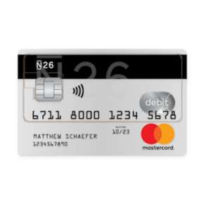 N26 Kreditkarte: Modern & kostenlos bezahlen